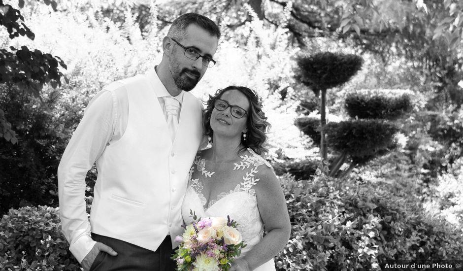 Le mariage de Arnaud et Virginie à Ahuy, Côte d'Or