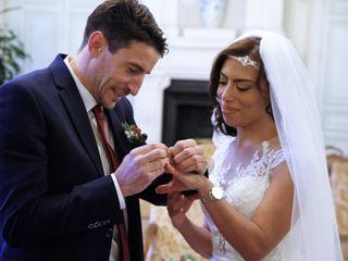 Le mariage de Roua et Jonathan