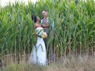 Le mariage de Assiba  et Mathieu
