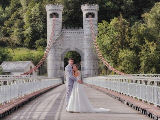 Le mariage de Mickael et Alizé à Saint-Pierre-en-Faucigny, Haute-Savoie 14