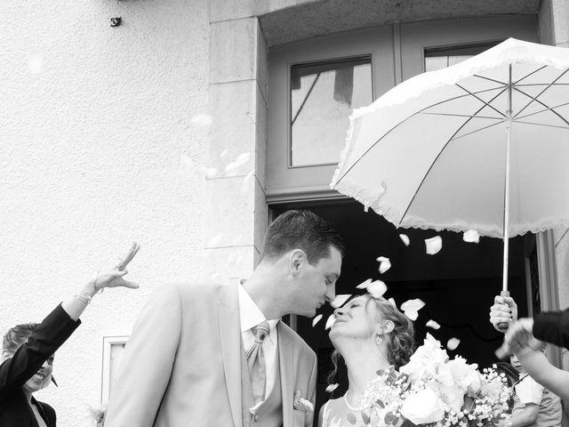 Le mariage de Mickael et Alizé à Saint-Pierre-en-Faucigny, Haute-Savoie 26