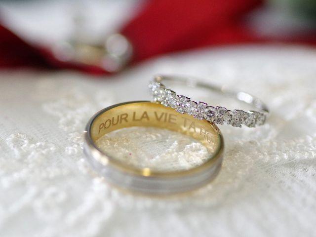 Le mariage de Jonathan et Roua à Évreux, Eure 1