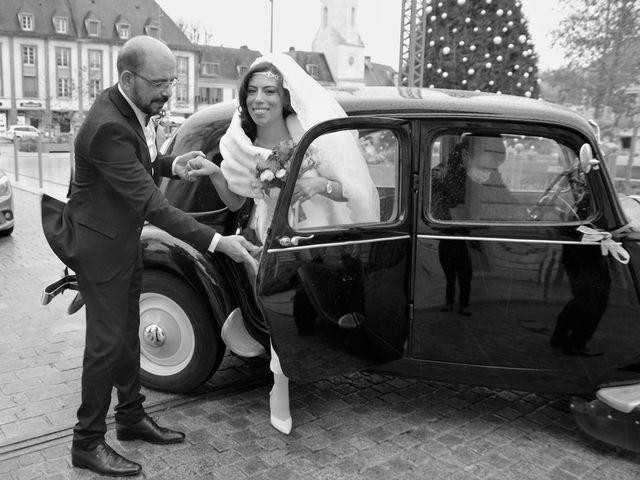 Le mariage de Jonathan et Roua à Évreux, Eure 13