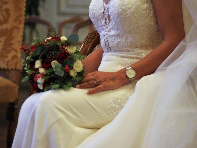 Le mariage de Jonathan et Roua à Évreux, Eure 16