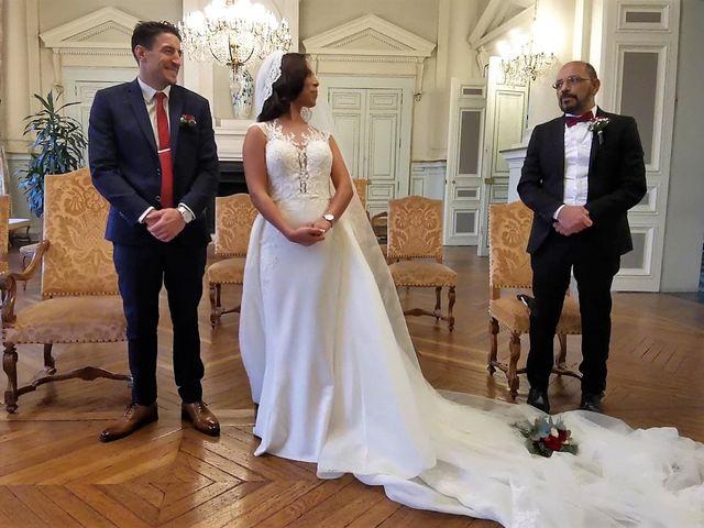 Le mariage de Jonathan et Roua à Évreux, Eure 17