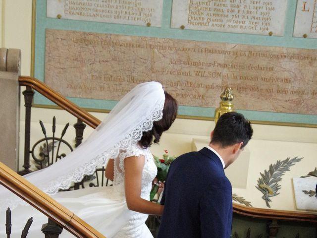 Le mariage de Jonathan et Roua à Évreux, Eure 19
