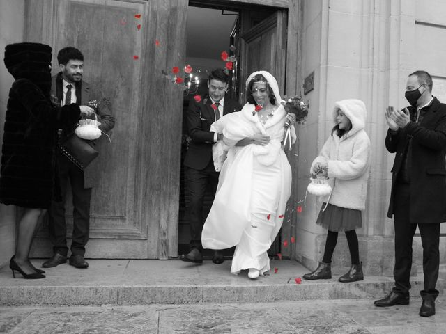 Le mariage de Jonathan et Roua à Évreux, Eure 21
