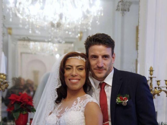 Le mariage de Jonathan et Roua à Évreux, Eure 25