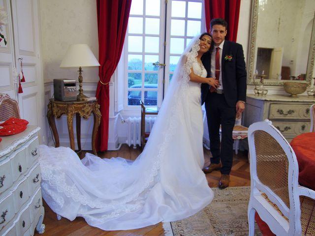 Le mariage de Jonathan et Roua à Évreux, Eure 27