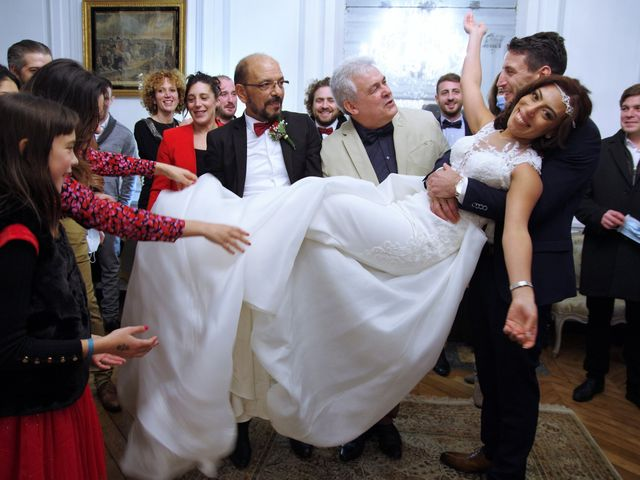 Le mariage de Jonathan et Roua à Évreux, Eure 40