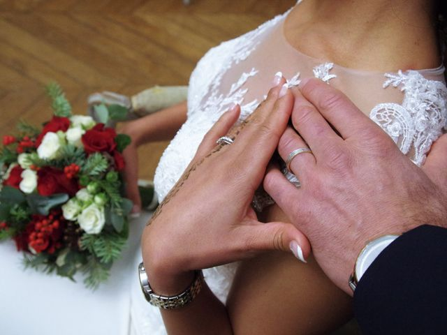 Le mariage de Jonathan et Roua à Évreux, Eure 43