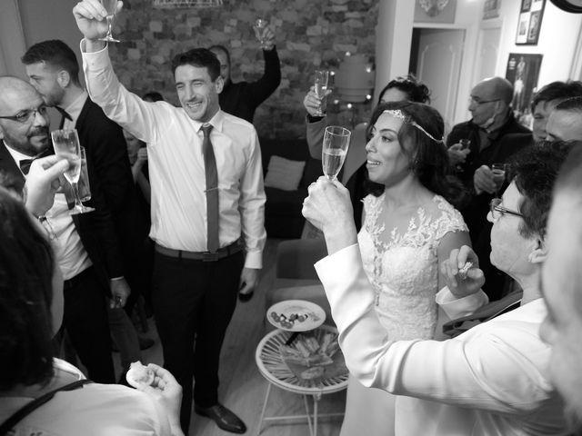 Le mariage de Jonathan et Roua à Évreux, Eure 44