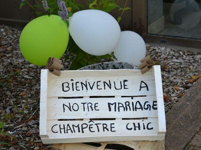 Le mariage de Mathieu  et Assiba  à La Chapelle-Largeau, Deux-Sèvres 8