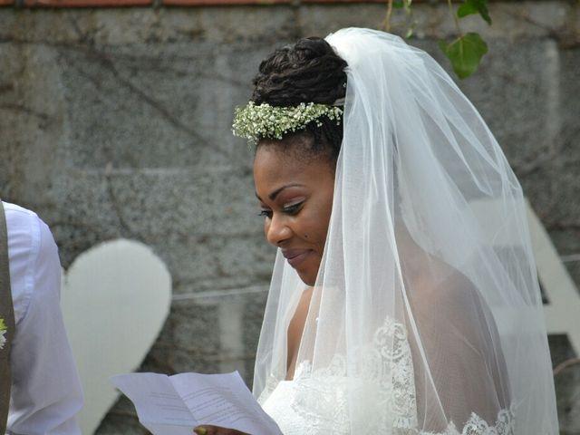 Le mariage de Mathieu  et Assiba  à La Chapelle-Largeau, Deux-Sèvres 10