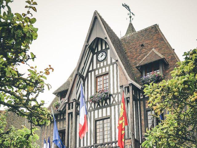 Le mariage de Jean-Charles et Lauriane à Deauville, Calvados 24