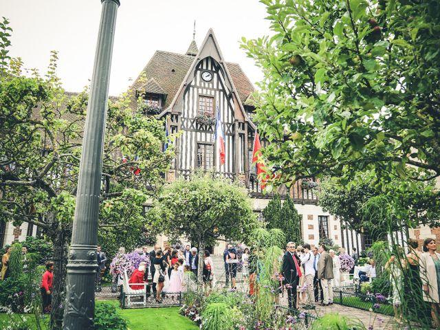 Le mariage de Jean-Charles et Lauriane à Deauville, Calvados 27