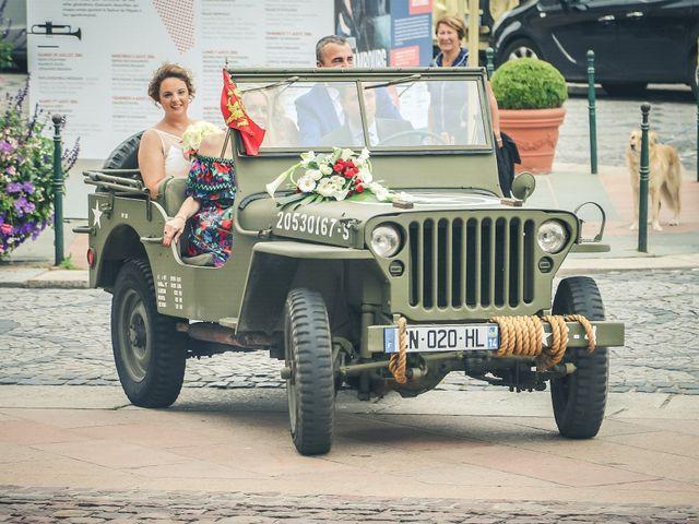 Le mariage de Jean-Charles et Lauriane à Deauville, Calvados 29