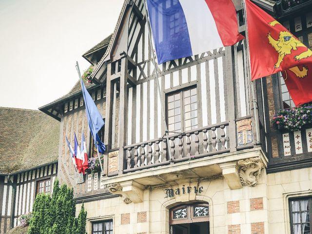 Le mariage de Jean-Charles et Lauriane à Deauville, Calvados 32