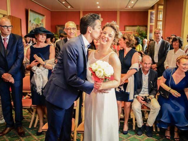 Le mariage de Jean-Charles et Lauriane à Deauville, Calvados 35