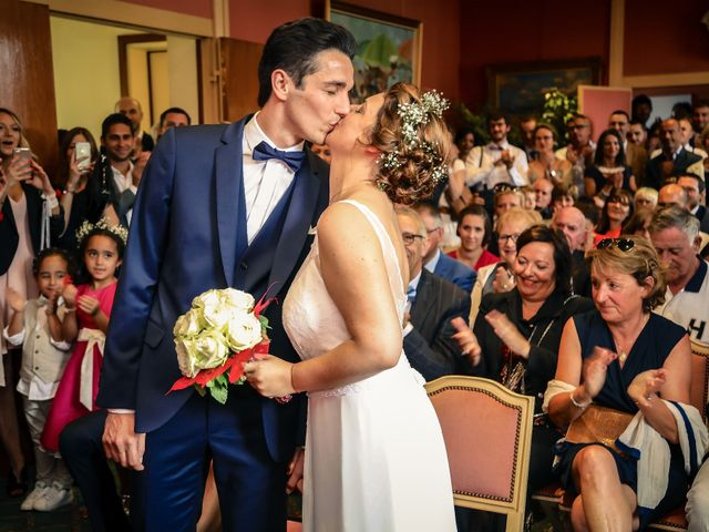 Le mariage de Jean-Charles et Lauriane à Deauville, Calvados 40