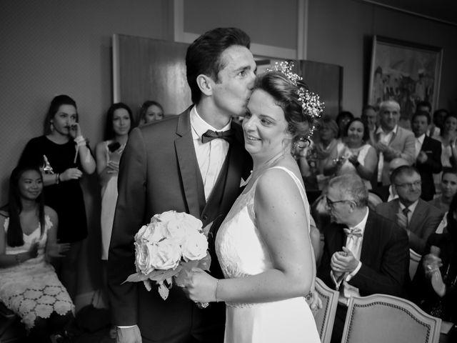 Le mariage de Jean-Charles et Lauriane à Deauville, Calvados 42