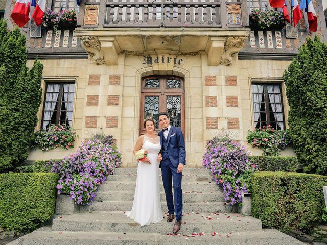 Le mariage de Jean-Charles et Lauriane à Deauville, Calvados 58