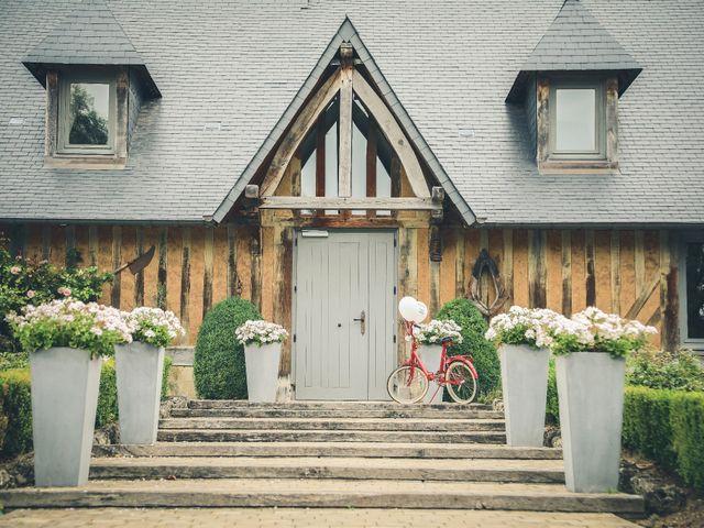 Le mariage de Jean-Charles et Lauriane à Deauville, Calvados 62