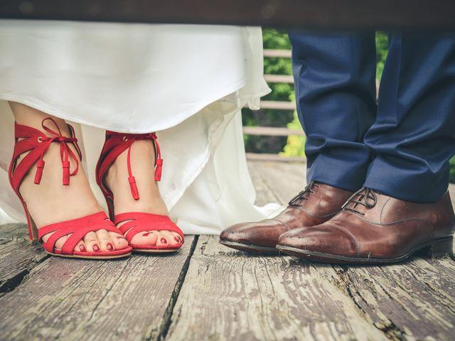 Le mariage de Jean-Charles et Lauriane à Deauville, Calvados 94