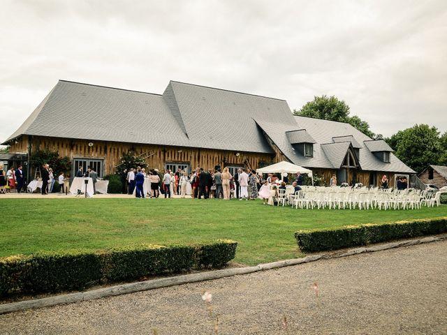 Le mariage de Jean-Charles et Lauriane à Deauville, Calvados 129