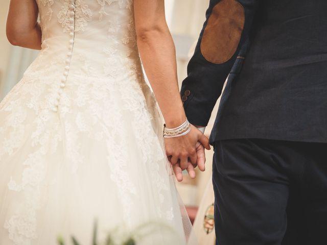 Le mariage de Valentin et Daisy à Entrammes, Mayenne 28