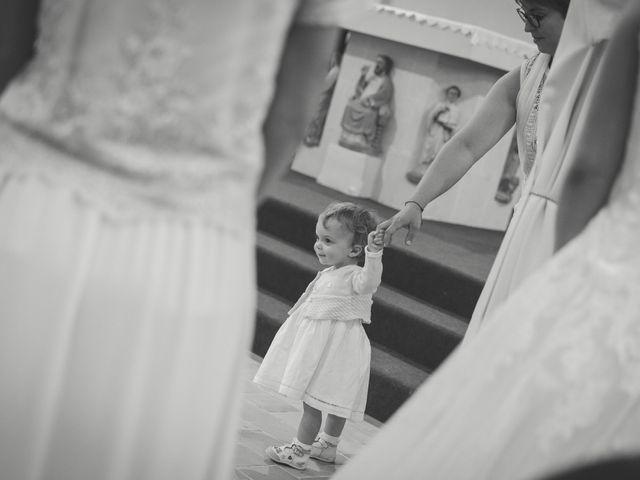 Le mariage de Valentin et Daisy à Entrammes, Mayenne 30