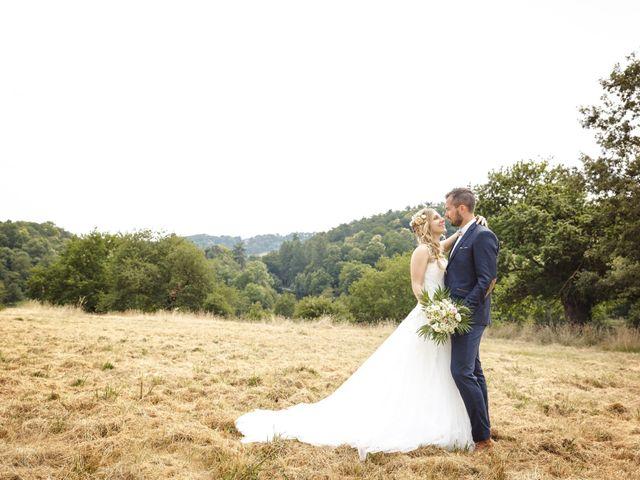 Le mariage de Valentin et Daisy à Entrammes, Mayenne 55