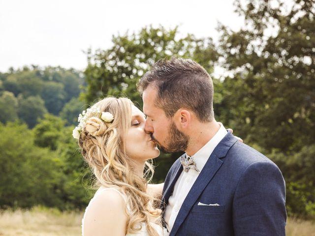 Le mariage de Valentin et Daisy à Entrammes, Mayenne 56