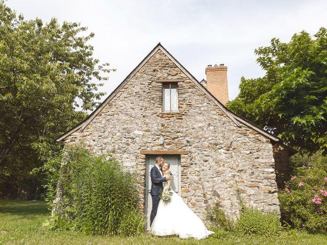 Le mariage de Valentin et Daisy à Entrammes, Mayenne 62