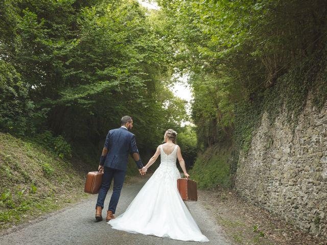 Le mariage de Valentin et Daisy à Entrammes, Mayenne 65