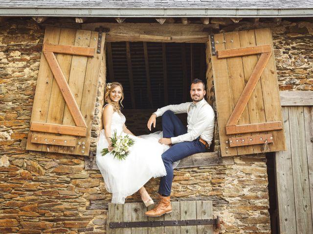 Le mariage de Valentin et Daisy à Entrammes, Mayenne 66