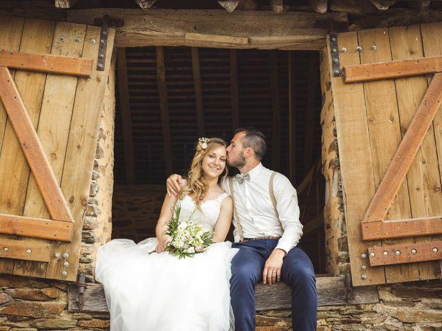 Le mariage de Valentin et Daisy à Entrammes, Mayenne 67
