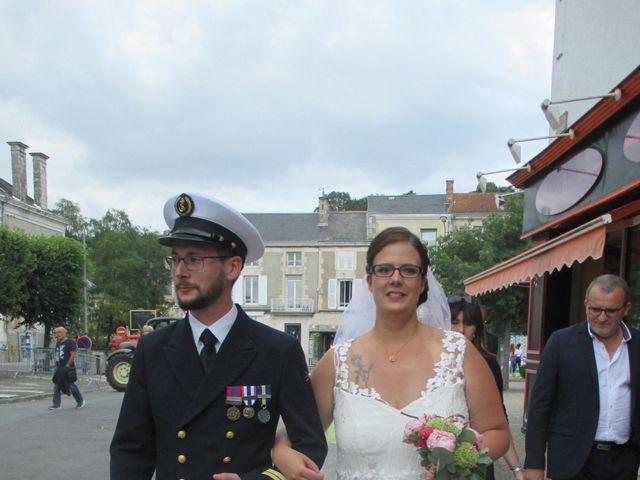 Le mariage de Alan et Noémie à Tercé, Vienne 4