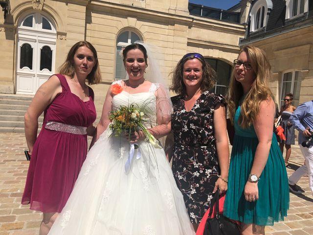 Le mariage de Thomas et Isabelle à La Croix-en-Brie, Seine-et-Marne 5