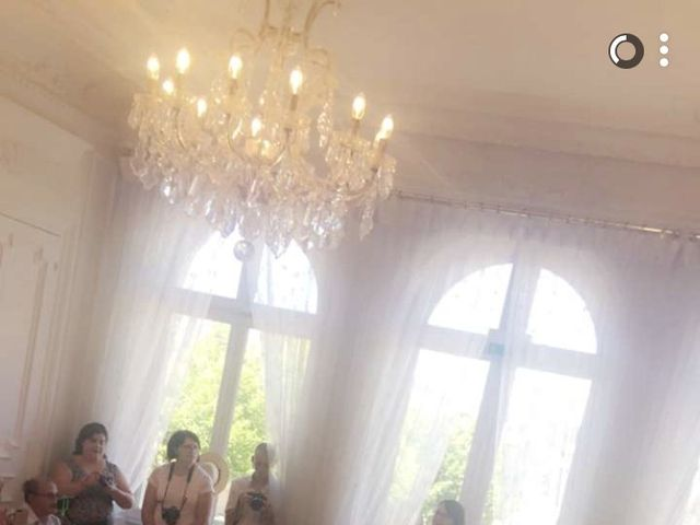 Le mariage de Thomas et Isabelle à La Croix-en-Brie, Seine-et-Marne 6