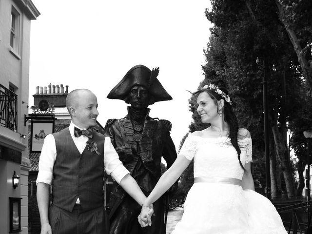 Le mariage de Paul et Annie à Paris, Paris 35