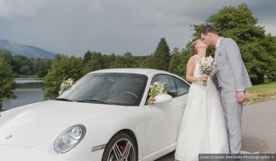 Le mariage de Mickael et Alizé à Saint-Pierre-en-Faucigny, Haute-Savoie