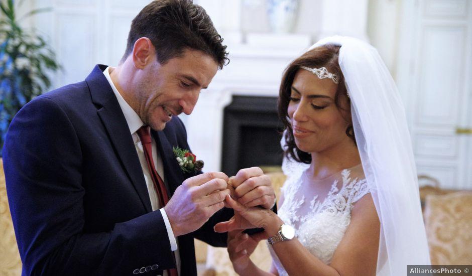Le mariage de Jonathan et Roua à Évreux, Eure