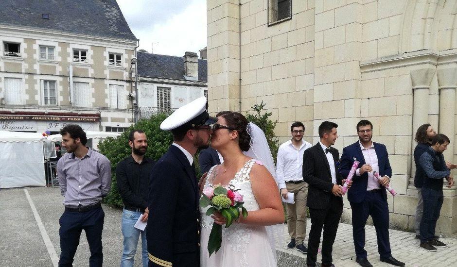 Le mariage de Alan et Noémie à Tercé, Vienne