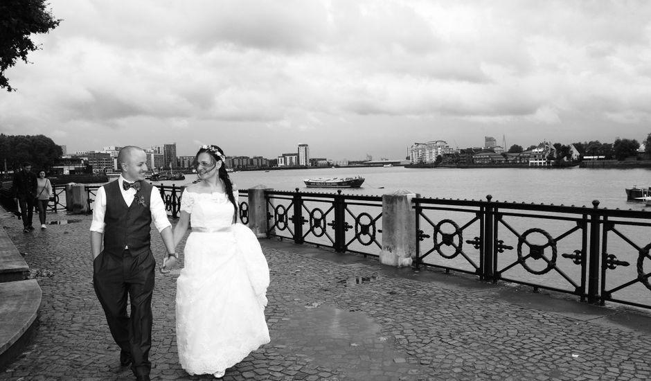 Le mariage de Paul et Annie à Paris, Paris