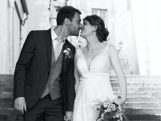 Le mariage de Sarah et Mathieu 3