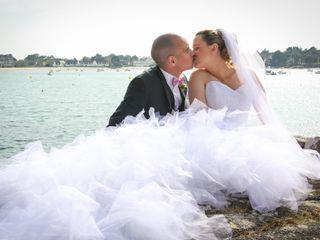 Le mariage de Elodie et Allan