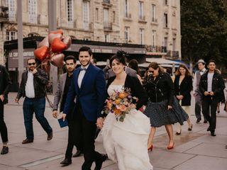 Le mariage de Fabby et Kassem 3