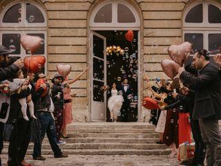 Le mariage de Fabby et Kassem