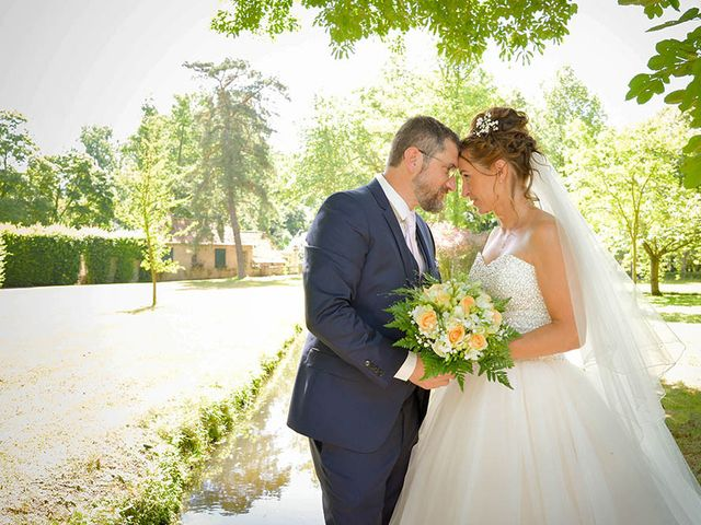 Le mariage de Marie et Cédric